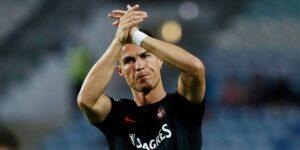 Cristiano Ronaldo se convierte en el jugador con más tripletes en la historia del futbol internacional varonil