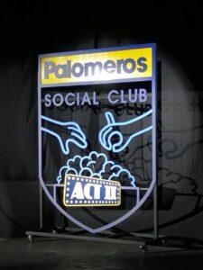 El 007 protagoniza la nueva función especial para Palomeros Social Club en el autocinema