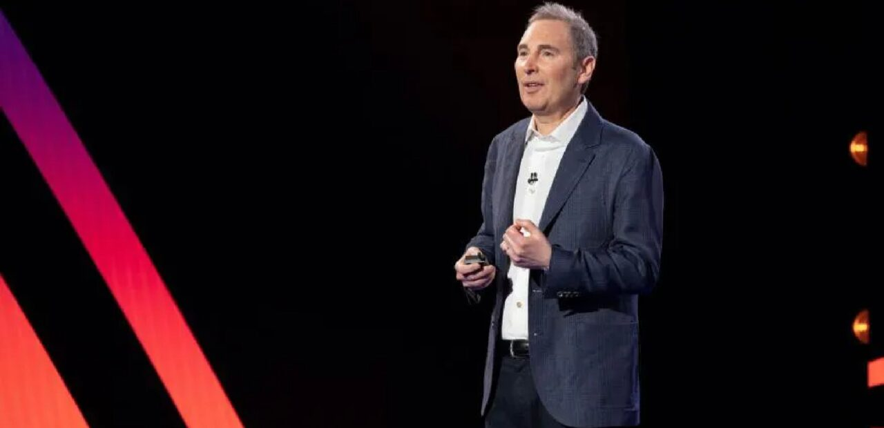 andy jassy Amazon   Business Insider Mexico