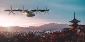 Los taxis voladores podrían empezar a operar en Reino Unido a finales de 2024, dice la firma especializada Vertical Aerospace