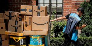 60% de las ventas totales de Amazon las generan las pymes —la empresa resuelve la logística y atención a clientes para los emprendedores
