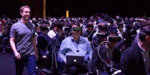 Facebook trabaja en tecnología de IA que monitoreará cada uno de tus movimientos
