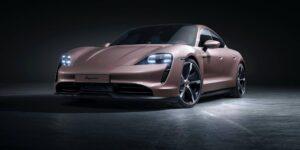 Porsche está vendiendo más Taycans eléctricos que su automóvil deportivo insignia