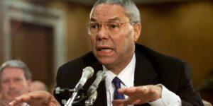 Exsecretario de Estado de Estados Unidos, Colin Powell, muere por complicaciones del Covid