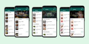 WhatsApp añadirá catálogos de productos para facilitar la compra y venta en la plataforma