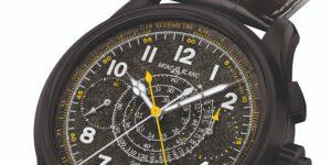 Montblanc presenta 1858 Split Second Chronograph Edición Limitada 100, un reloj inspirado en los exploradores del siglo XX