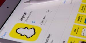 Las acciones de Snap se desploman tras los ajustes de privacidad de Apple