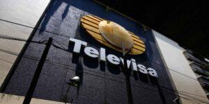 Las ganancias de Televisa cayeron 77.3% en el tercer trimestre y afecta a sus acciones —la empresa espera cerrar este año con la venta de Ocesa