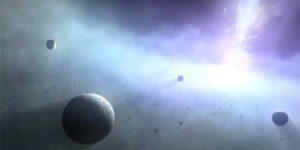 Descubren el primer planeta más allá de la Vía Láctea, casi tan grande como Saturno y orbitando alrededor de un agujero negro