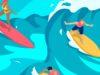 Los emprendedores son como surfistas: deben tomar olas más grandes, asegura el cofundador del fondo mexicano Wollef