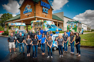 The Kona Ice Team