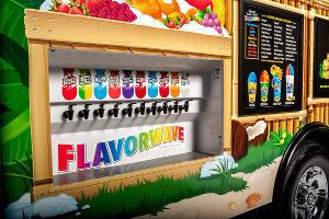 Kona Ice Flavorwave