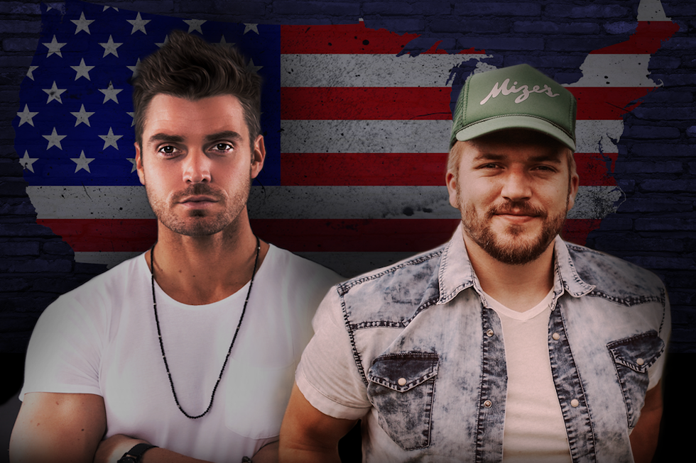 Luke Pell, Logan Mize, and 17 Memphis Announce Hometowns and Highways Tour