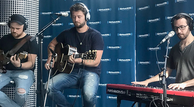 Adam Doleac Selected as SiriusXM The Highway's Newest Highway Find