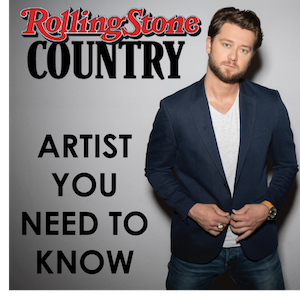 Adam Doleac Featured In Rolling Stone Country