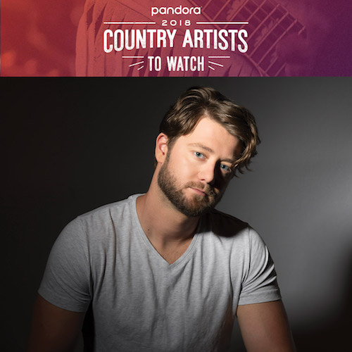 Adam Doleac Named Pandora's 2018 Country Artists to Watch