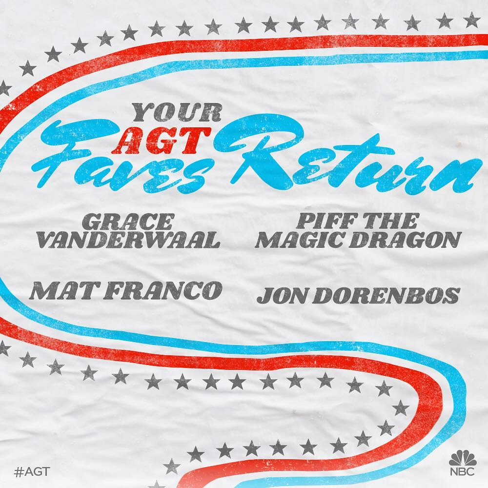 Jon Dorenbos Appearing on America's Got Talent
