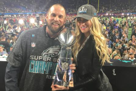 Philadelphia Eagles Super Bowl Win Fast Tracks Movie On Long Snapper/Magician Jon Dorenbos