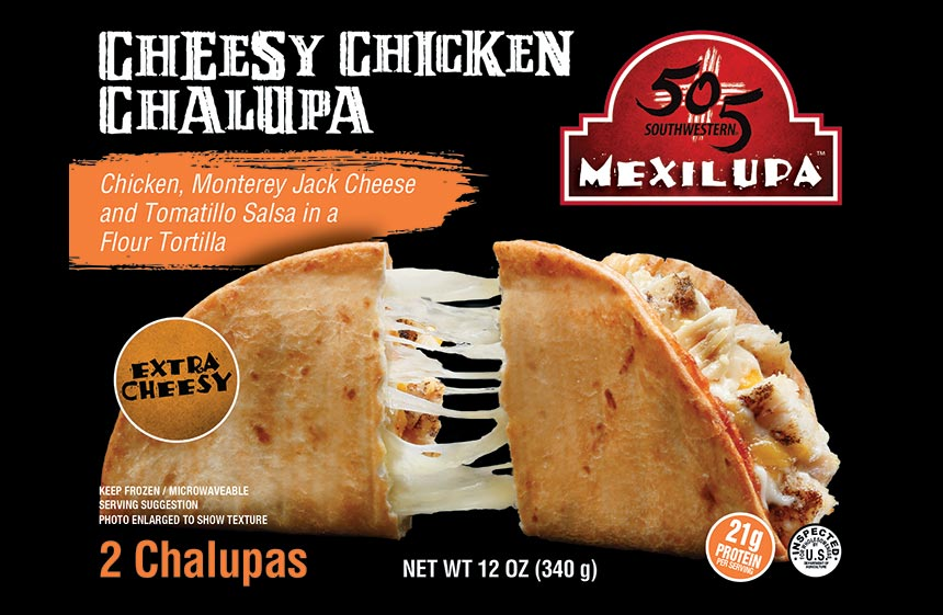 505 Southwest Sauces, Meal, Recipes and Mexiwraps