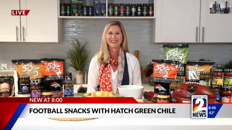 It's Hatch Green Chile Season