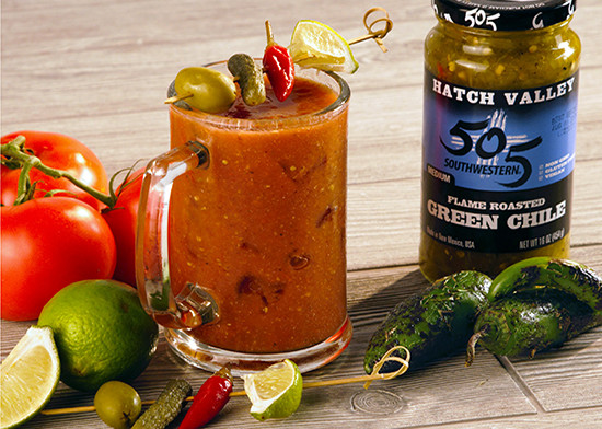 Southwestern Bloody Mary Mix