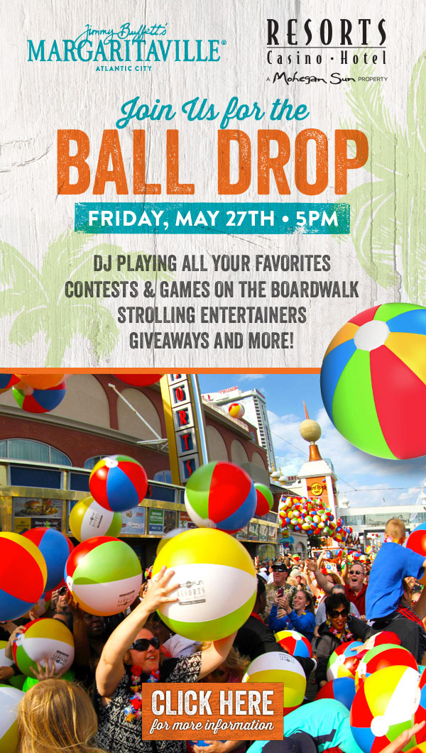 Join Us for the Beach Ball Drop