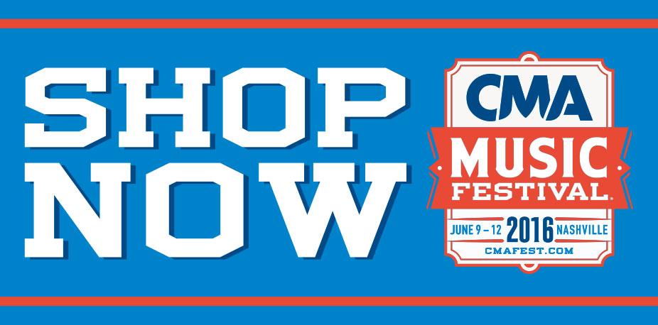 Shop CMA Music Festival