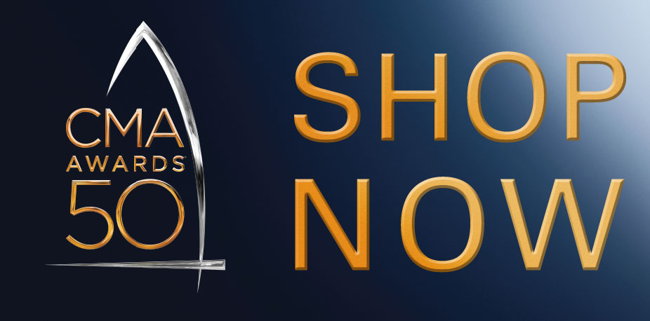 Shop 50th CMA Awards