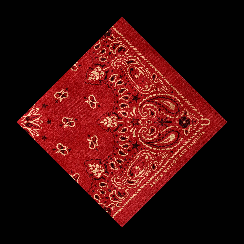 Aaron Watson Reveals Red Bandana Cover Art, Album Release Set For June 21