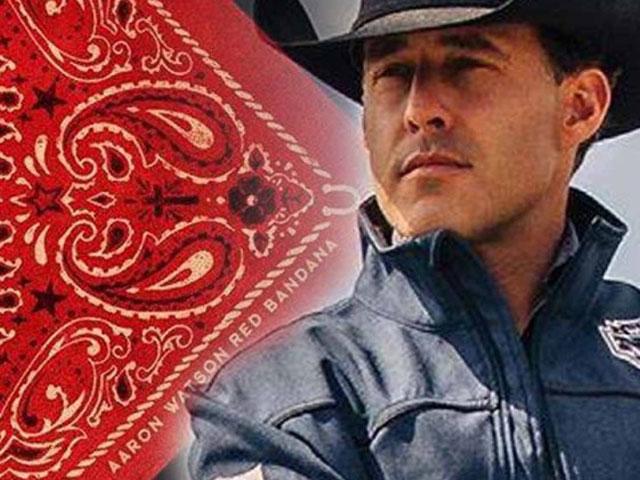 Aaron Watson Releases Red Bandana Album
