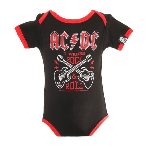 I Wanna Rock & Roll Onesie