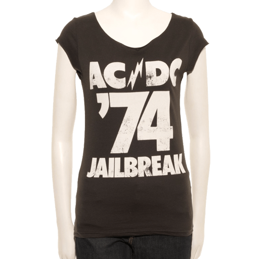 Ladies '74 Jailbreak T-Shirt