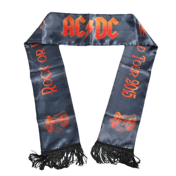 Rock Or Bust Scarf