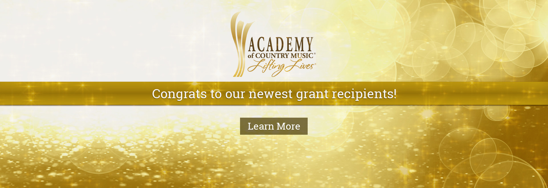 Congratulations to all 2016 fall grant recipients!