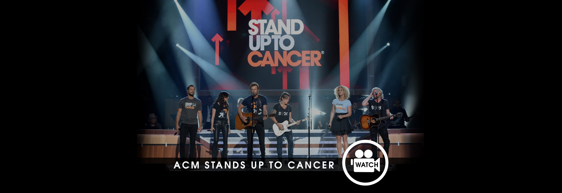 ACM Lifting Lives Stands Up To Cancer