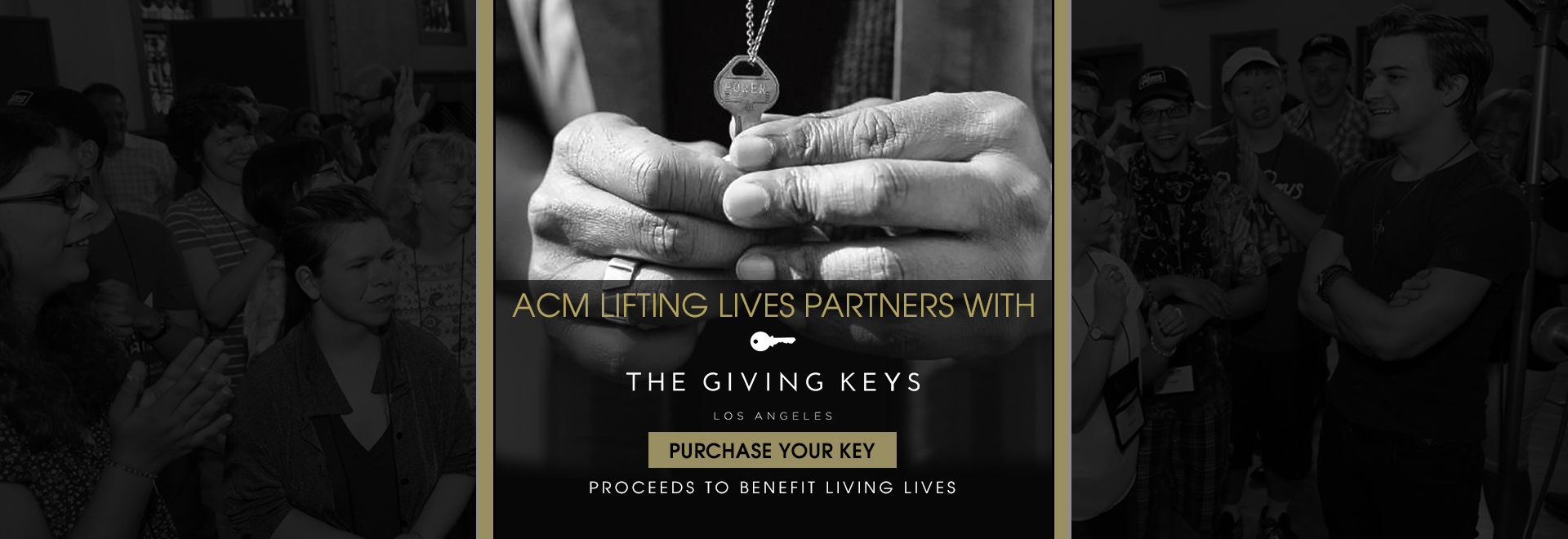 ACM Lifting Lives Partners With