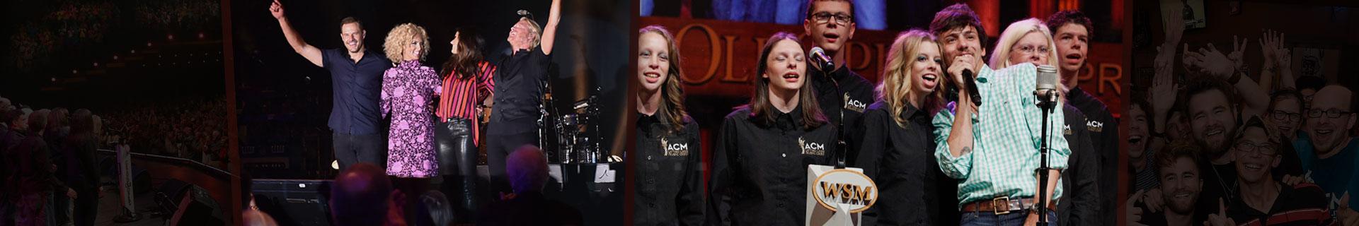 Lifting Lives Music Camp | ACM Lifting Lives