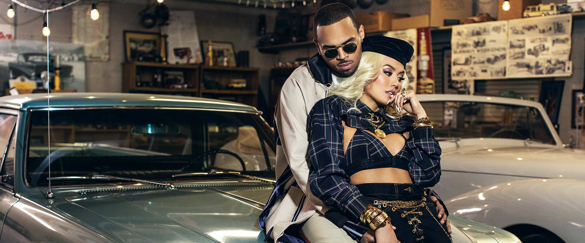 New Single Overdose On sale the new hit single Overdose from Agnez Mo and Chris Brown