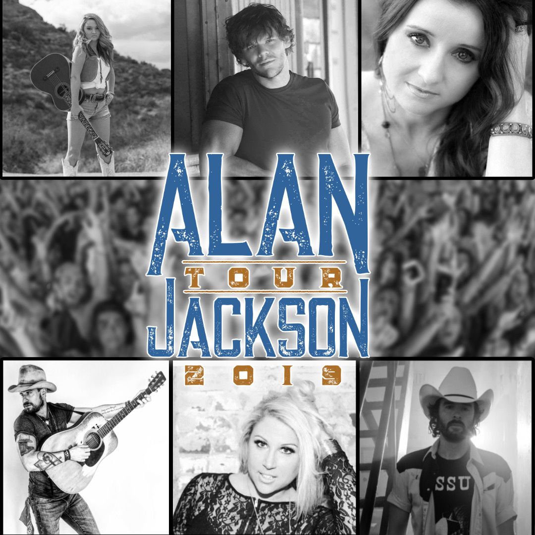 Wild Card Winners Announced to Open for Alan Jackson on 2019 Tour