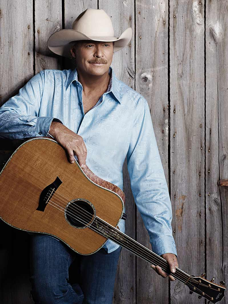 The Official Alan Jackson Website