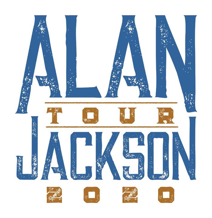 ALAN JACKSON ANNOUNCES 2020 TOUR
