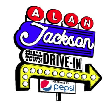 "COUNTRY MUSIC STAR ALAN JACKSON TO STAGE ""SMALL TOWN DRIVE-IN"" CONCERTS"