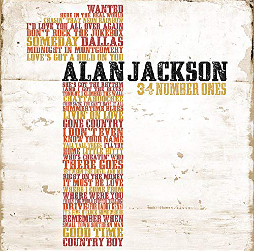 34 Number Ones The Essential Alan Jackson