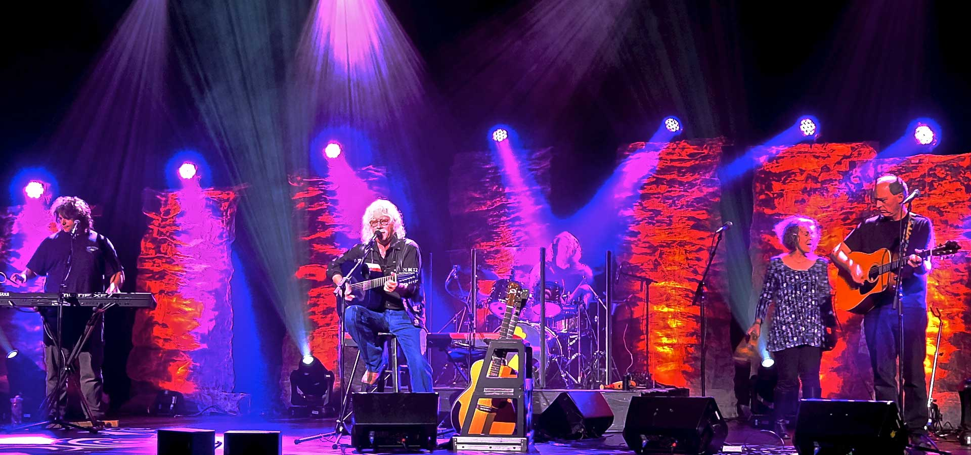 Official Arlo Guthrie Website