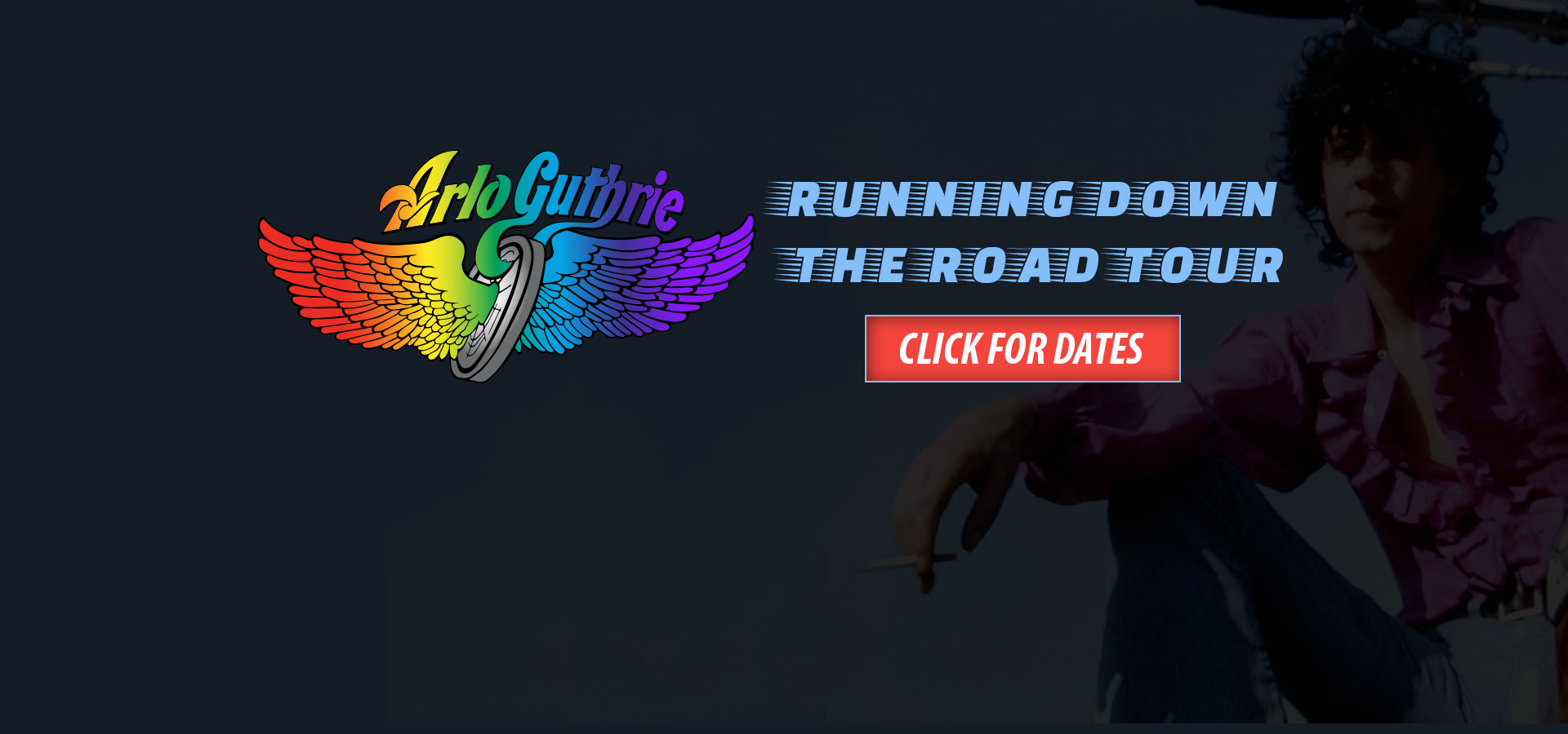 Running Down The Road Tour