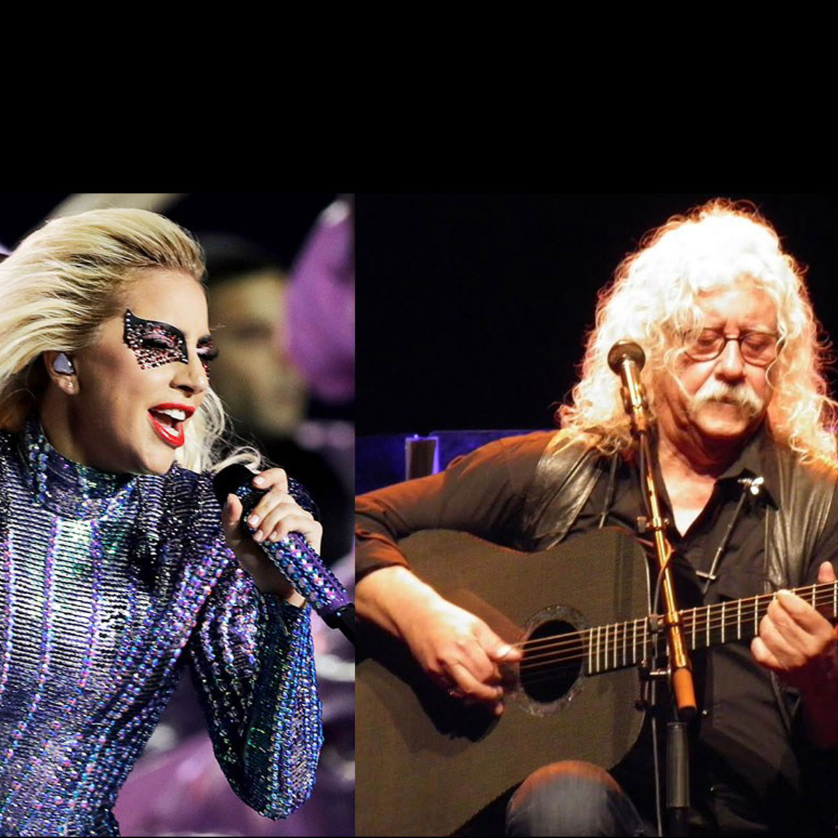 Arlo Guthrie Praises Lady Gaga's Performance Of His Father's Song