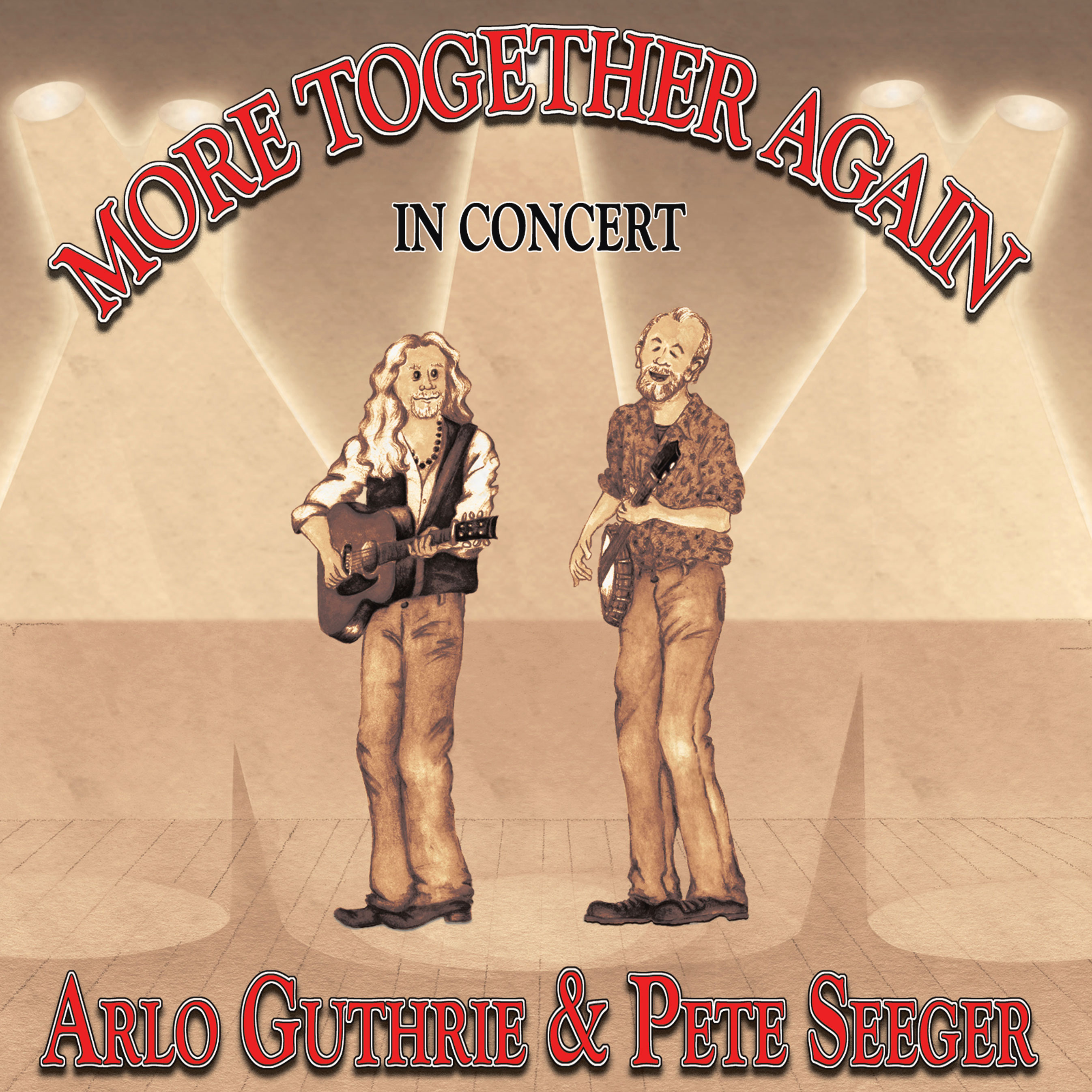 Arlo & Pete's More Together Again is now available for digital download!