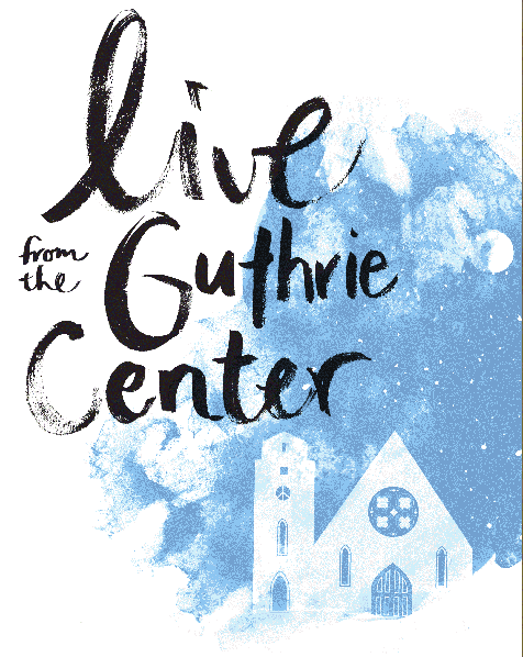Just Announced - Live From The Guthrie Center!