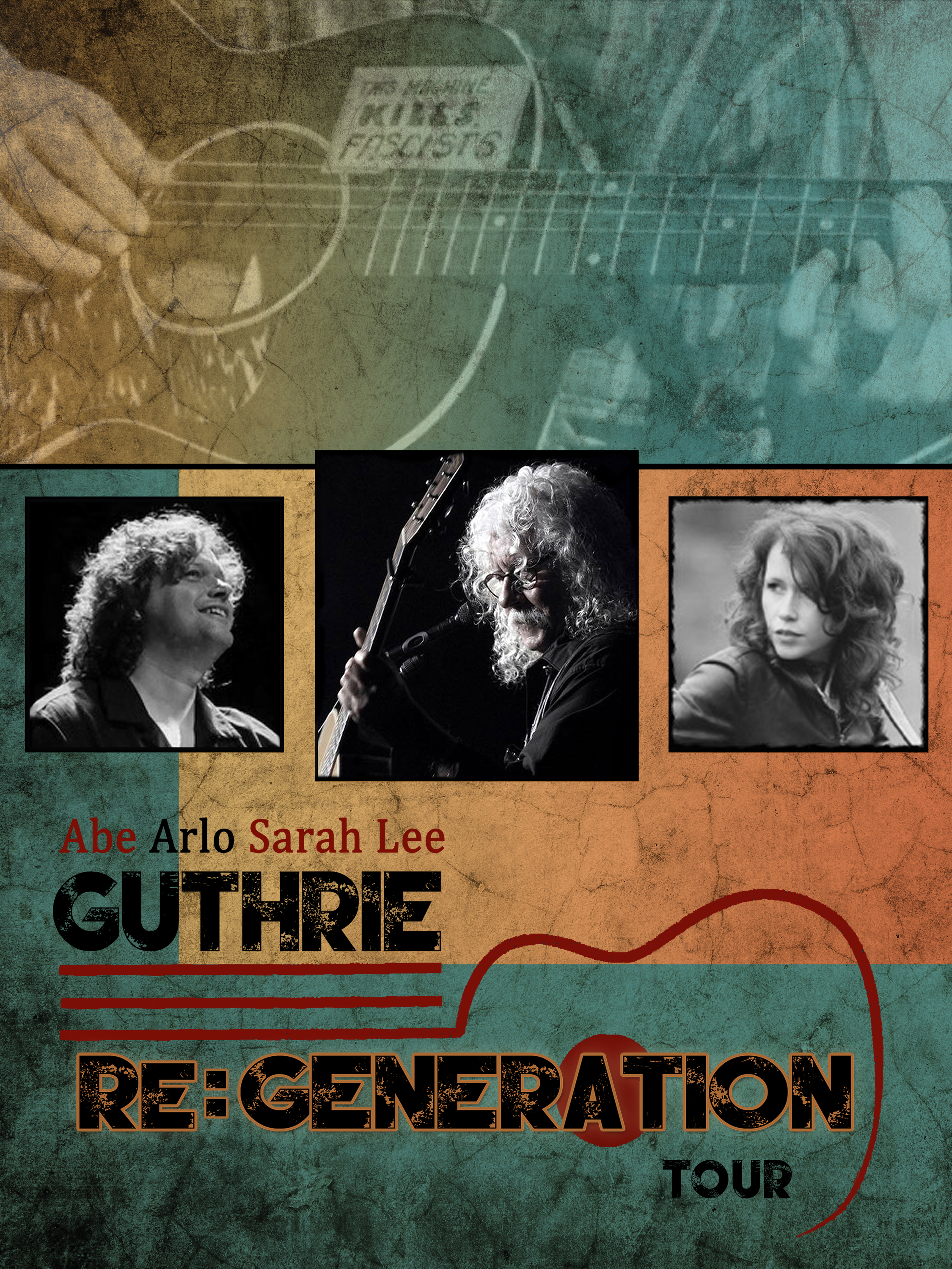 Arlo Guthrie  - Re:Generation Tour
