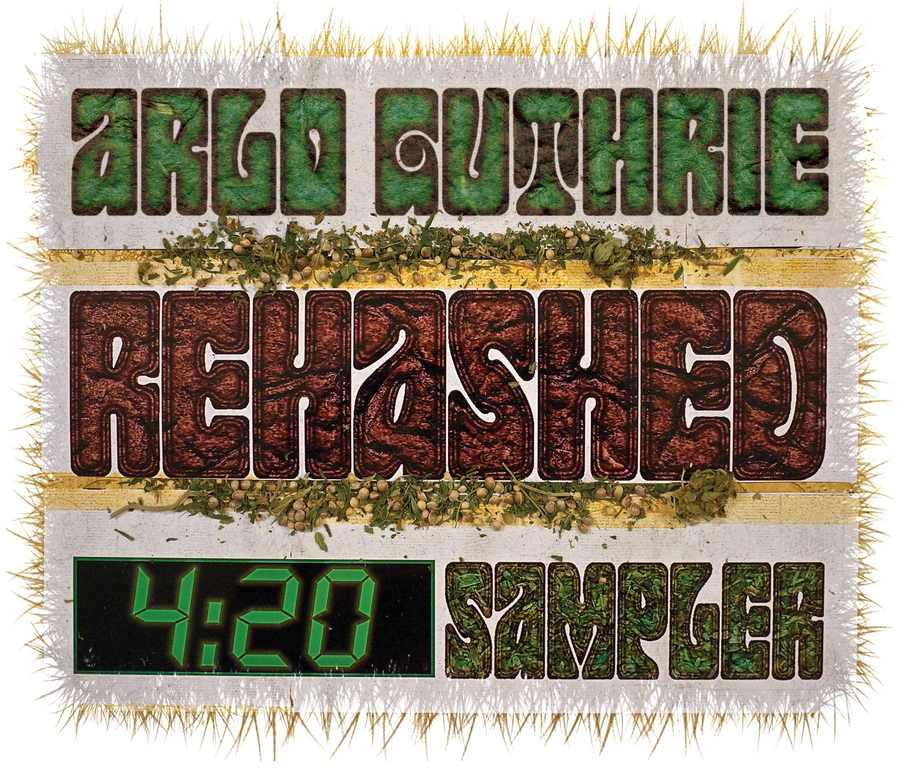 Rehashed 4:20 Sampler (2013)